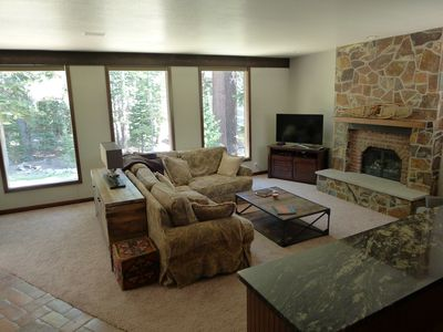 Photo for Walk To Village, Large Newly Remodeled Home With Indoor Spa.