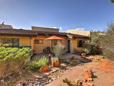 Photo for Superb Sedona Townhome in Canyon Mesa Golf Resort!