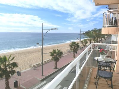 Photo for 3 bedroom Apartment, sleeps 6 in Lloret de Mar with Air Con and WiFi