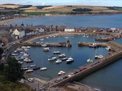 Scenic Picturesque Harbour - One Of The Many Reasons Why We Love Stonehaven