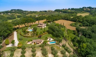 Photo for Exclusive house with breathtaking view near Rome
