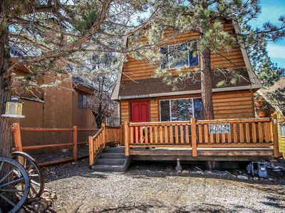 Photo for House in Big Bear with Parking, Internet (983618)