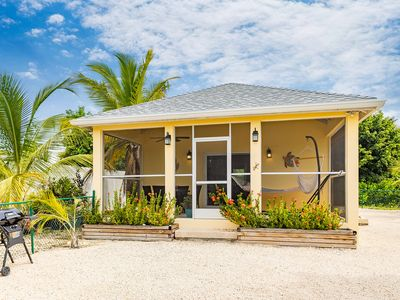 Photo for New Build 1 bedroom Cottage |  2 blocks from Leeward Beach