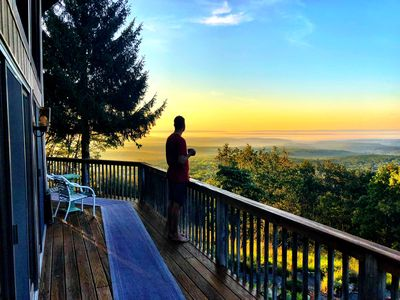 Photo for 2BR Chalet Vacation Rental in Effort, Pennsylvania
