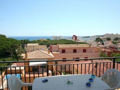 Photo for 2BR Apartment Vacation Rental in L'Escala, Catalunya