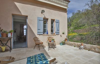 Photo for 1BR Apartment Vacation Rental in Belgodère, Corse