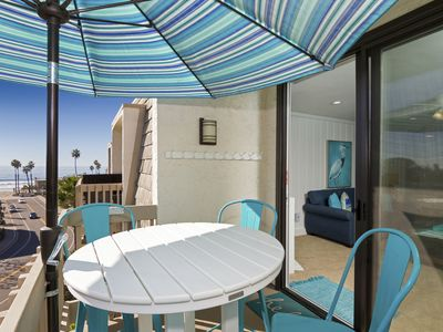 Photo for 3BR Ocean-view Penthouse w/ Large Sundeck, Bunk Beds, All-New! NCV #B-300