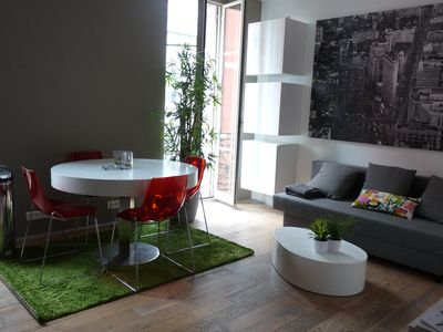 Photo for MODERN APARTMENT HYPERCENTRE CHIN CITY - 4/6 People -