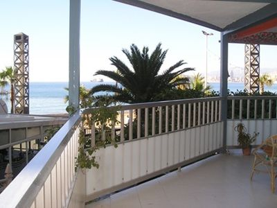 Photo for Benidorm rental. Apartment located by the sea