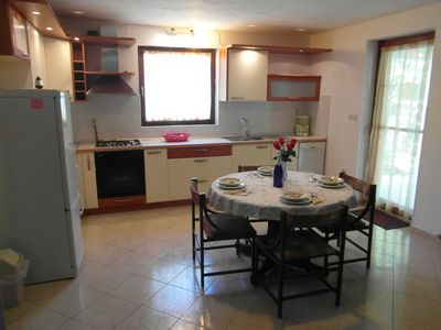 Photo for Ida 2+2 p apartment 100m by the beach