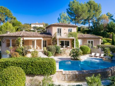 Photo for Villa Sophie - Villa for 10 people in Roquefort-les-Pins