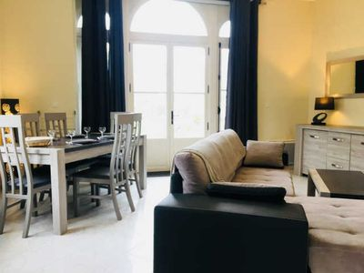 Photo for JARDINS DE CABOURG - 2 rooms - Capacity 4 people