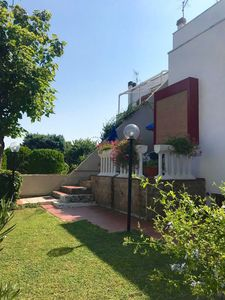 Photo for N195 - Numana, large five-room apartment with garden