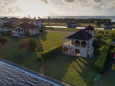 Photo for The Villas | 2 Waterfront Homes | Placencia Resort Amenities | Concierge Service
