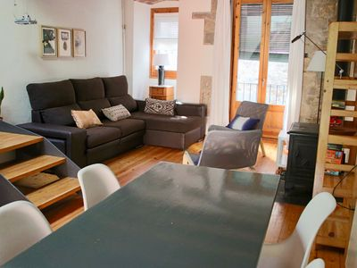 Photo for Cycling holiday in Girona Arab Baths - house with garden 11 persons