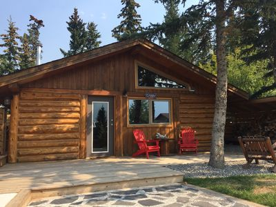 Photo for Cozy Cabin in Canmore