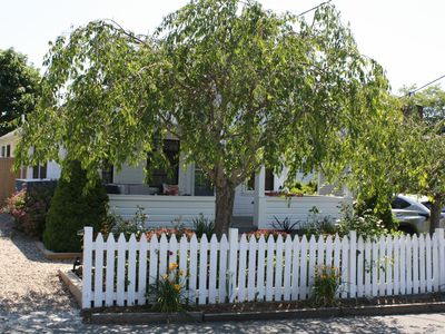 Photo for Fabulous 2-Family Beach House (Rear Unit) - Quiet Location Just Steps From Town
