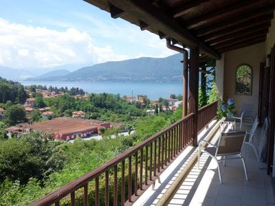 Photo for Modern furnished 3Ѕ-room apartment with balcony and beautiful lake view