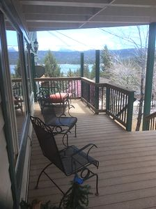 Lake view from Main deck