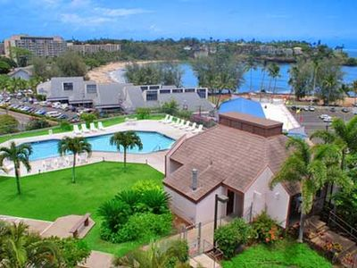 Photo for Affordable! Great 2 Bedroom Condo Banyan Harbor - Kauai