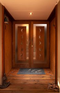 These doors beckon you to enter. Your next amazing holiday experience awaits!