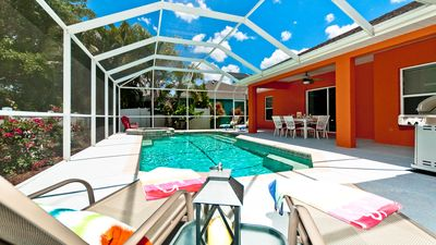 Photo for Florida Breeze has EVERYTHING you need! Pool 3 Miles to the beach!