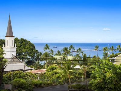 Photo for Kalanikai 306, Ocean View 1BR/1BA right in the heart of Kona town!