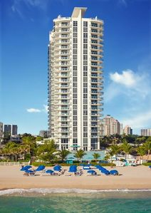 Located directly on Sunny Isles Beach!