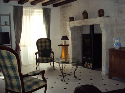 Photo for Atelier Jacques Coeur charming house****, outstanding gardens near Bourges
