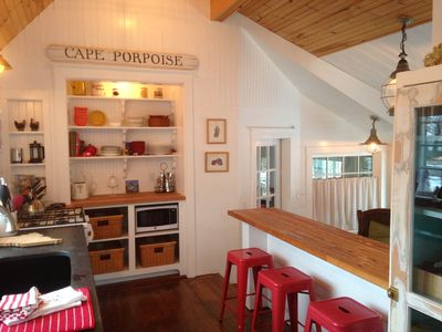 Quintessential Maine cottage in picturesque... - HomeAway Cape ...