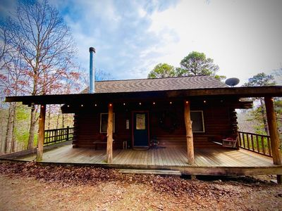 Photo for Chalet at Bear Mountain Log Cabins