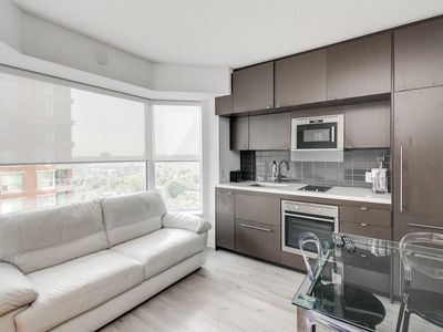 Photo for LUXURIOUS MODERN CONDO IN YORKVILLE! DOWNTOWN CORE