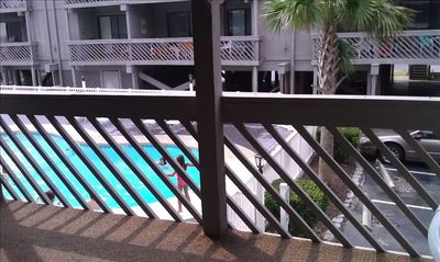 Photo for Easy access to the beach! 2 bedroom, sleeps 6
