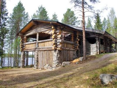 Photo for Vacation home Puuhamaa in Rovaniemi - 10 persons, 3 bedrooms