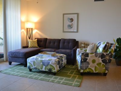 Photo for 11 Th Floor, 3 bed/2 bath South Facing Condo at Cape Harbor with beautiful views