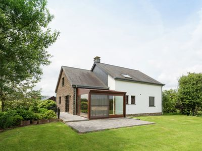 Photo for Magnificent Villa in Brisy with Sauna, Roofed Terrace and BBQ