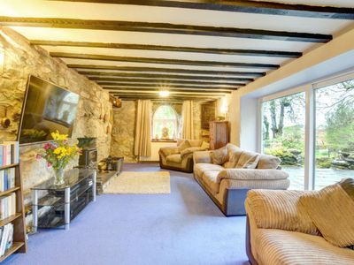 Photo for Llanfachreth Holiday Home, Sleeps 7 with WiFi