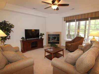 Photo for Beautiful 1- Bedroom Villa on the 5th & 6th holes at Pinehurst National No.9