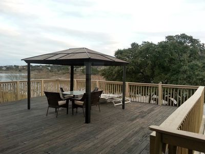 Photo for Lakeside overlook suite with observation deck and full kitchen (sleeps 5)