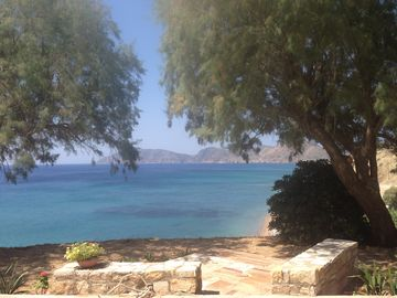 Gridia Beach, Chios, Greece