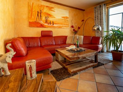 Photo for Exclusive **** Apartment mediterranean at Zwiesel - 300m to the NP - WLAN - Sauna