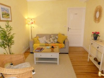 Photo for Luxury apartment in Sarlat. Ideal for couples. Matisse, Maison Pierre D'Or