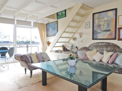 Photo for Spacious Modernist Maisonette Near Fulham Broadway