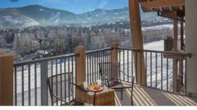 Photo for Sundance Film Festival Stay at Wyndham Park City Two Bedroom Deluxe Condo