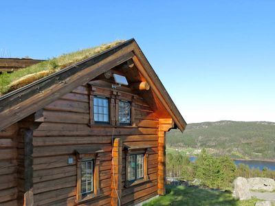 Photo for Vacation home Steinbu  in Eikerapen/ Fossdal, Southern Norway - 6 persons, 4 bedrooms
