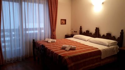 Photo for SINGLE ROOM 9 at Hotel Italia in Brusson - Valle d'Aosta