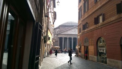 Photo for Pantheon charming loft in the heart of Rome