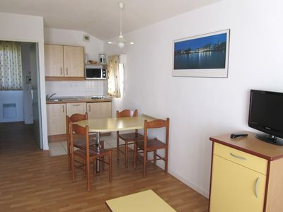 Photo for Studio apartment 1.4 km from the center of Bidart with Lift, Parking, Terrace, Balcony (645275)