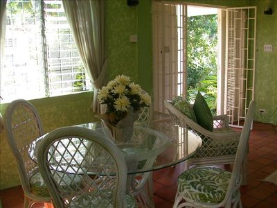 Photo for Beautifully Decorated, Tropical Villa - 3 Minutes from Beach