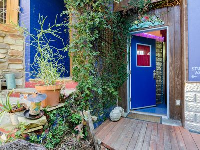 Photo for Cool Art/Living Space & Studio - Near Soco & Downtown!!